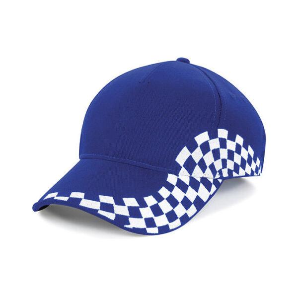 grand prix cap kék