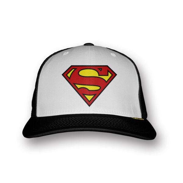 superman sapka trucker baseball