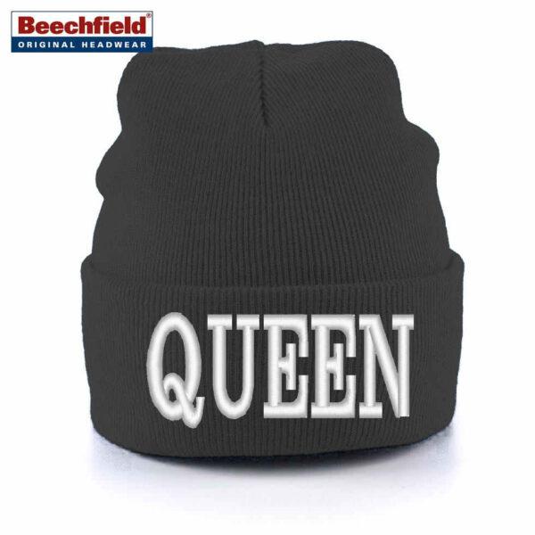 queen hímzett sapi beanie