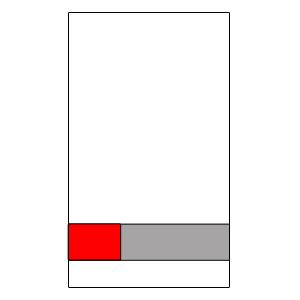 Alul – Bal oldalra illesztve
