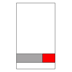 Alul – Jobb oldalra illesztve