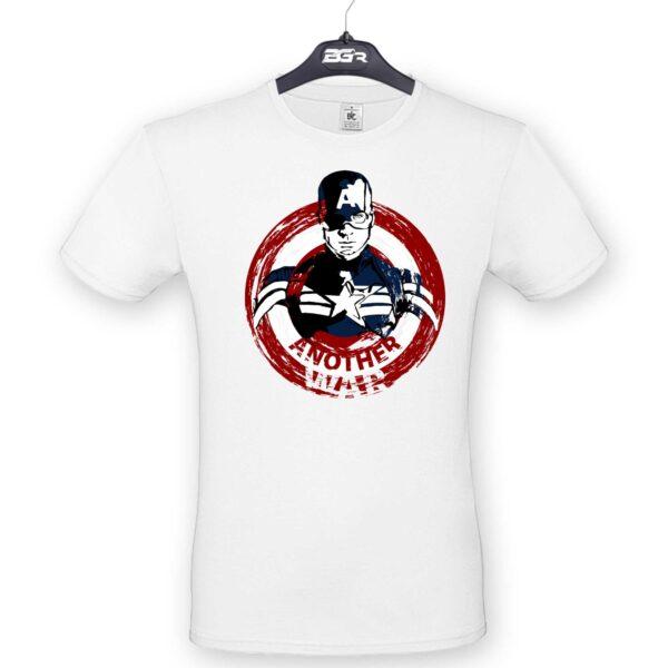 amerika kapitány póló