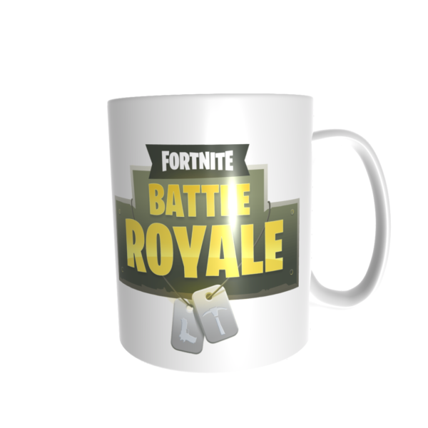 fortnite battle royal bögre