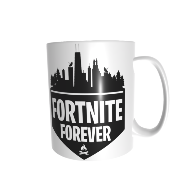 Fortnite forever bögre