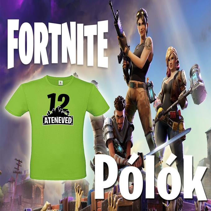 fortnite pólók