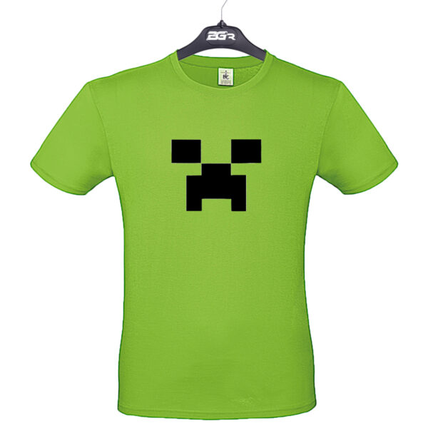 minecraft creeper póló
