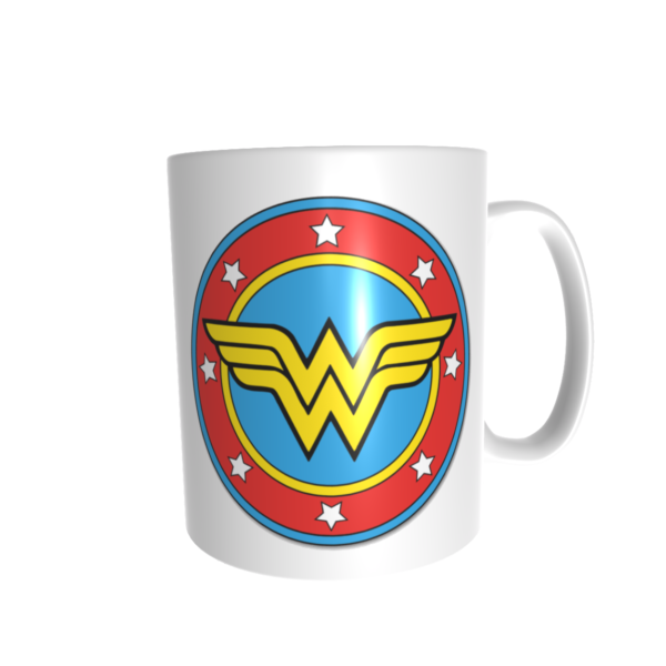 Wonder Woman bögre