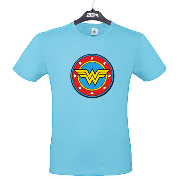 wonder woman polo