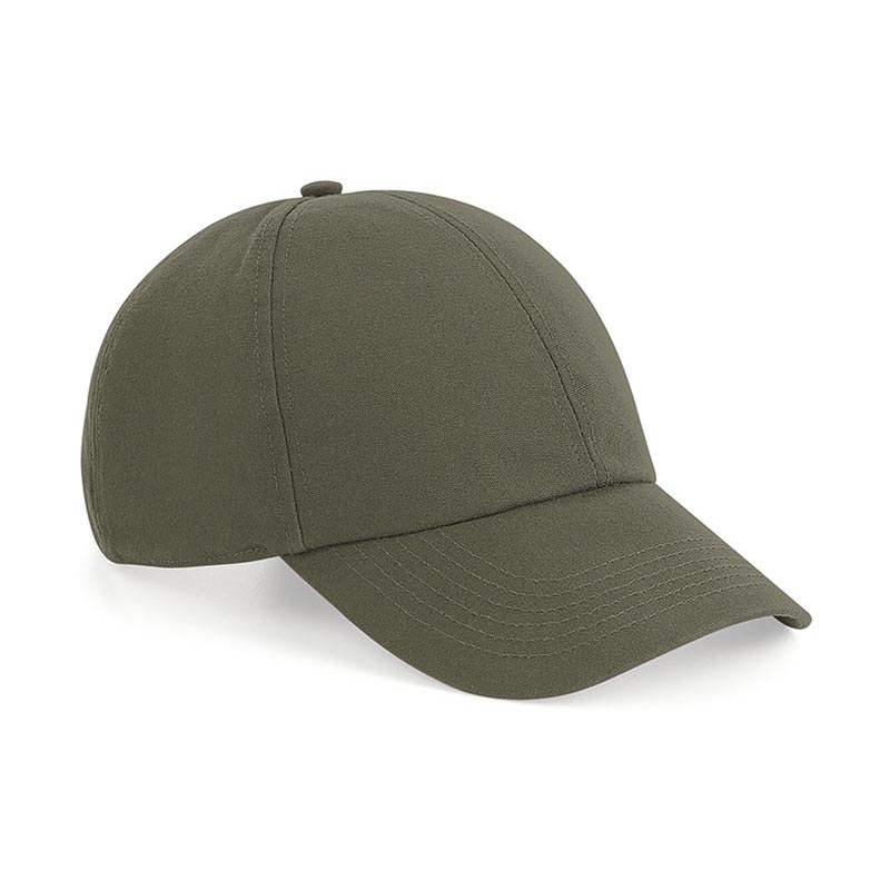 Beechfield Organic Cotton 6 Panel Cap – B54